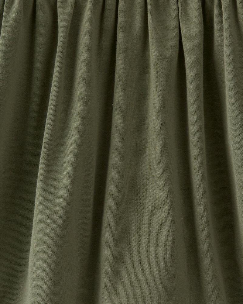 Robe chemisier en coton biologique, , hi-res