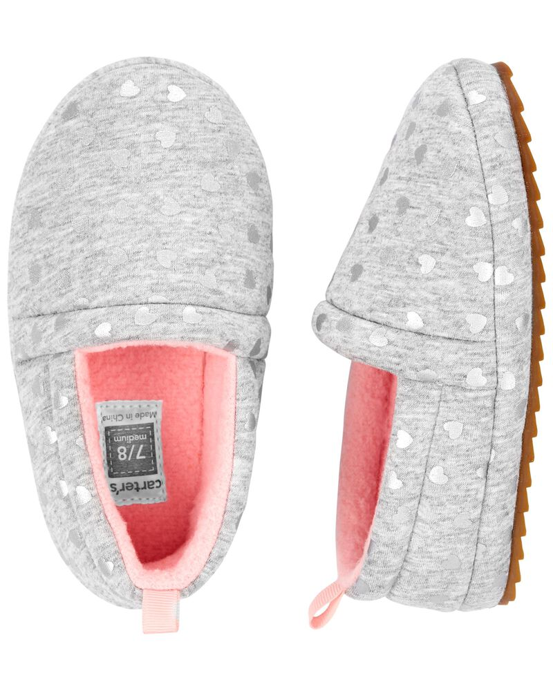 Heart Slippers, , hi-res