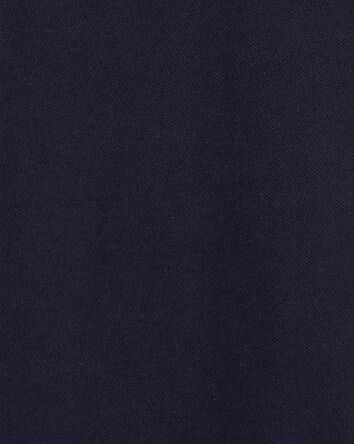 Uniform Pique Polo
