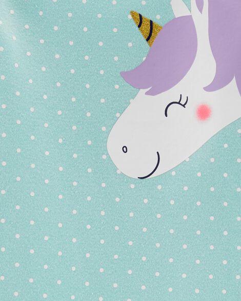 Cache-couche à collectionner licorne