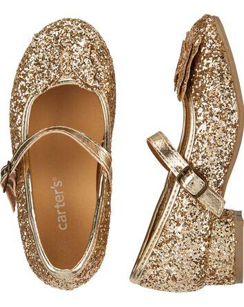 Butterfly Heel Dress Shoes