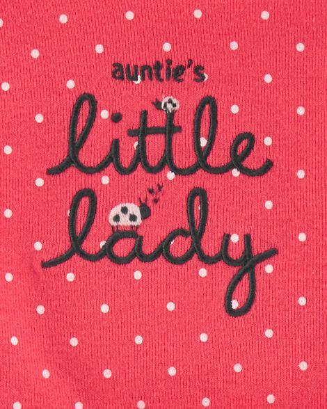 3-Piece Ladybug Little Character Set