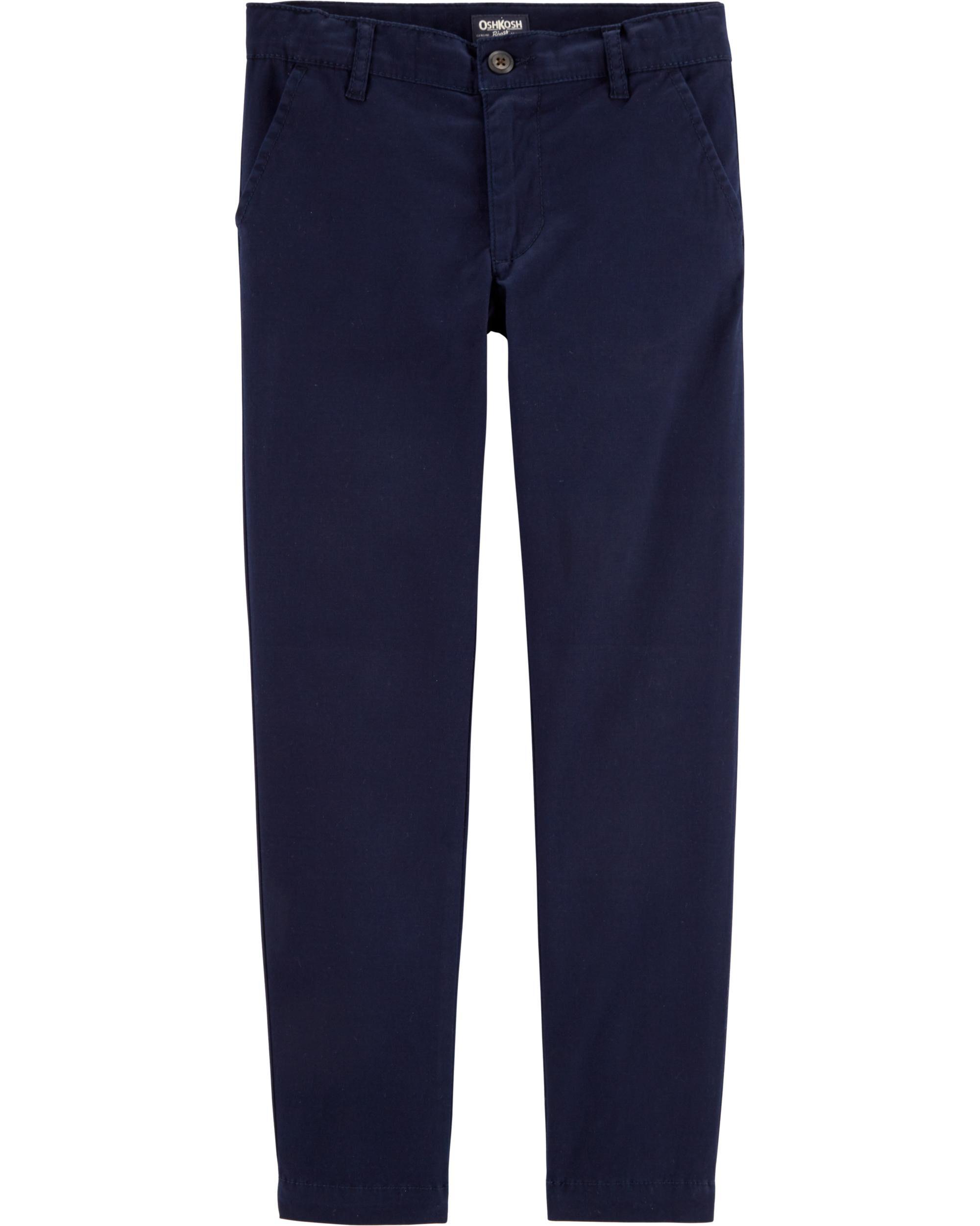 fd23362325c8e Pantalon d'uniforme en coutil pour   Carter's OshKosh Canada