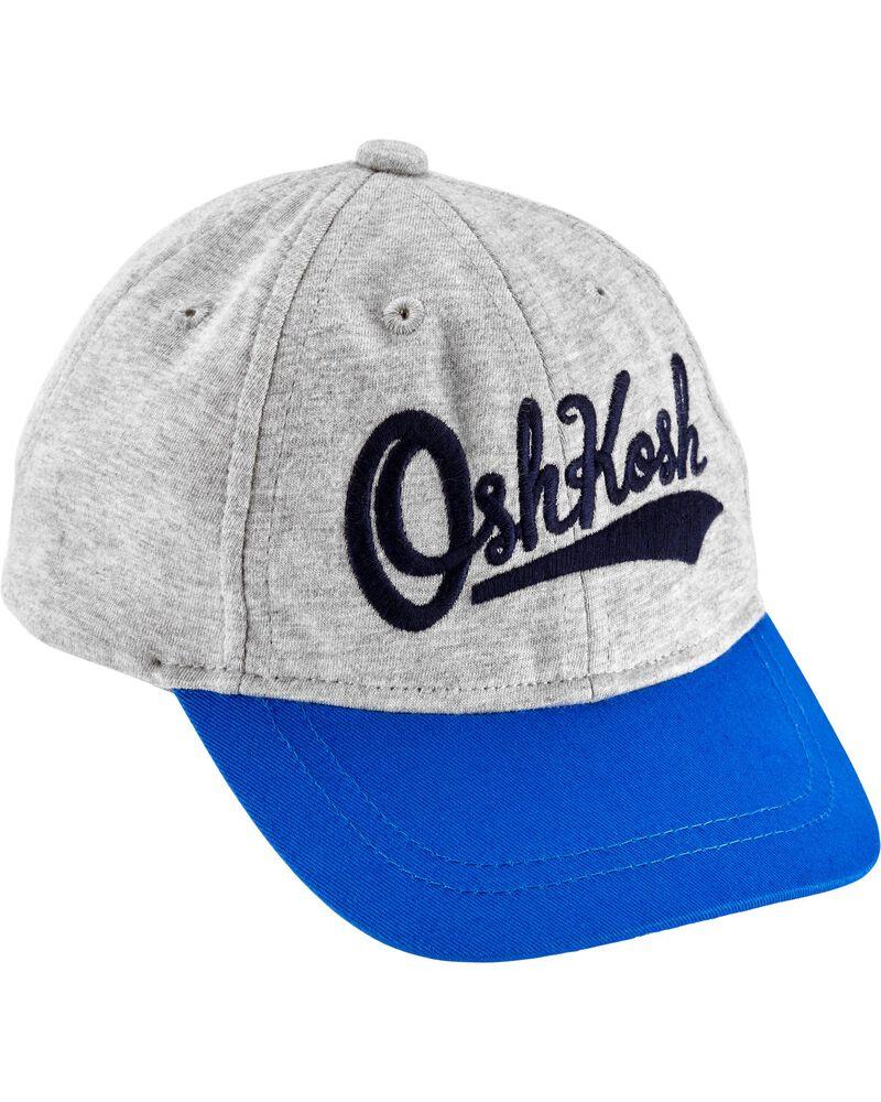 Logo Baseball Hat, , hi-res