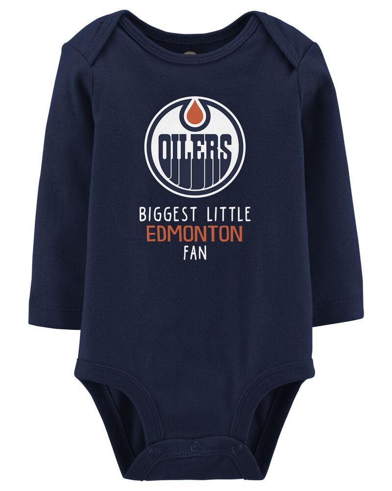 Cache-couche des Oilers d'Edmonton de la LNH, , hi-res