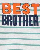 2-Piece Best Brother Hoodie & Jogger Set, , hi-res