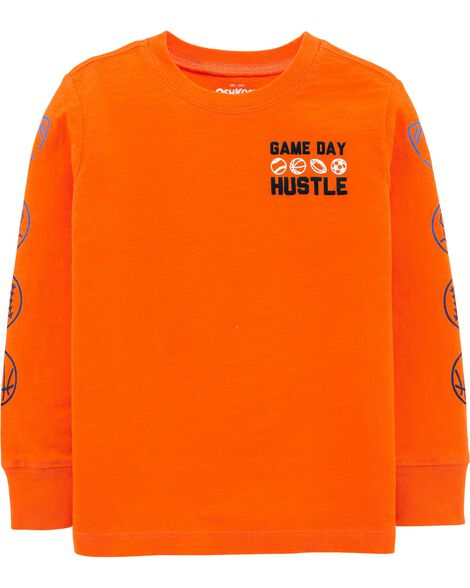 Game Day Jersey Tee