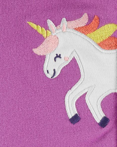 3-Piece Unicorn Little Jacket Set