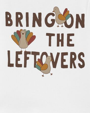 2-Piece Thanksgiving Leftovers 100%...