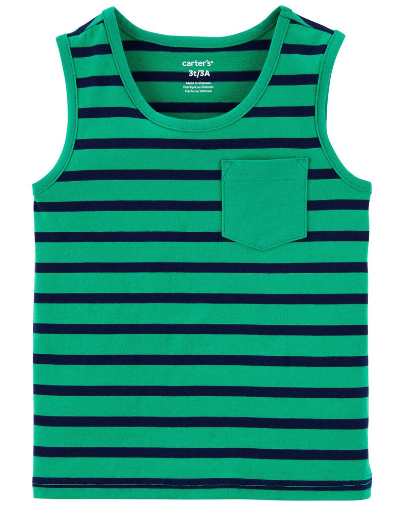 Pocket Jersey Tank, , hi-res