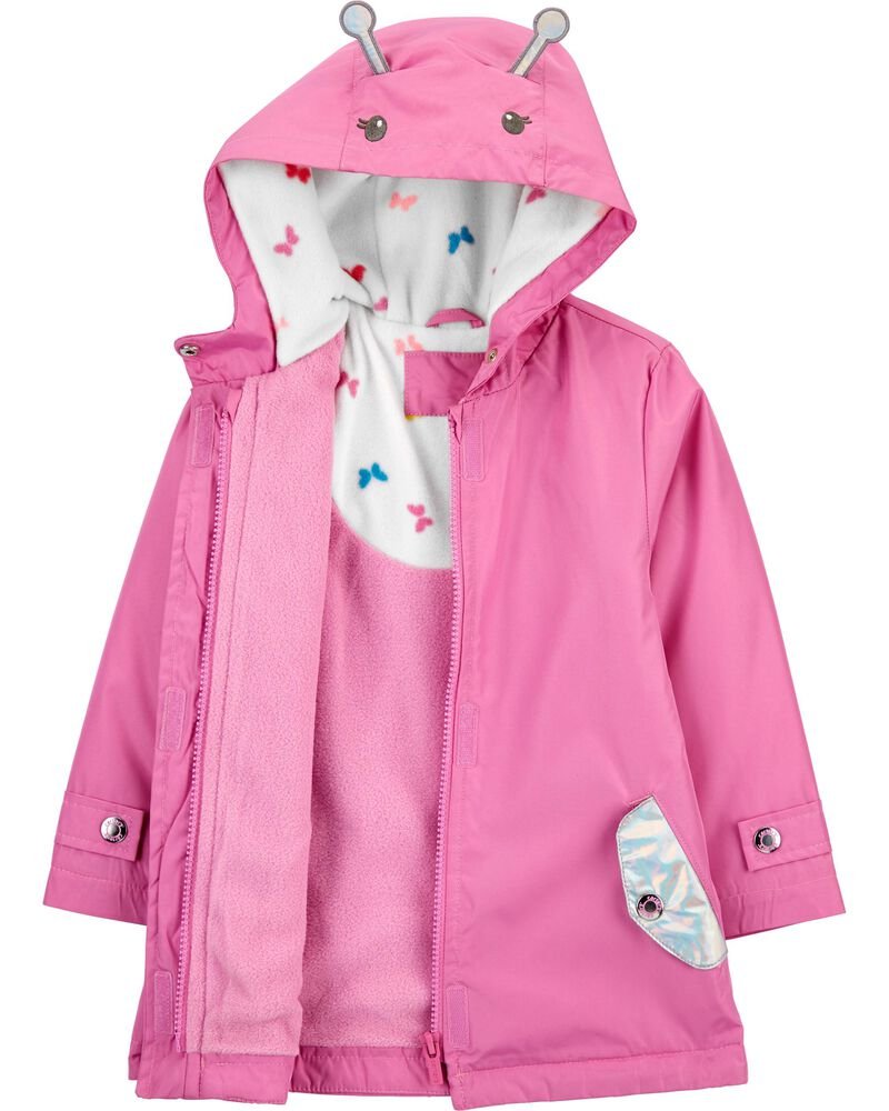 Butterfly Raincoat, , hi-res