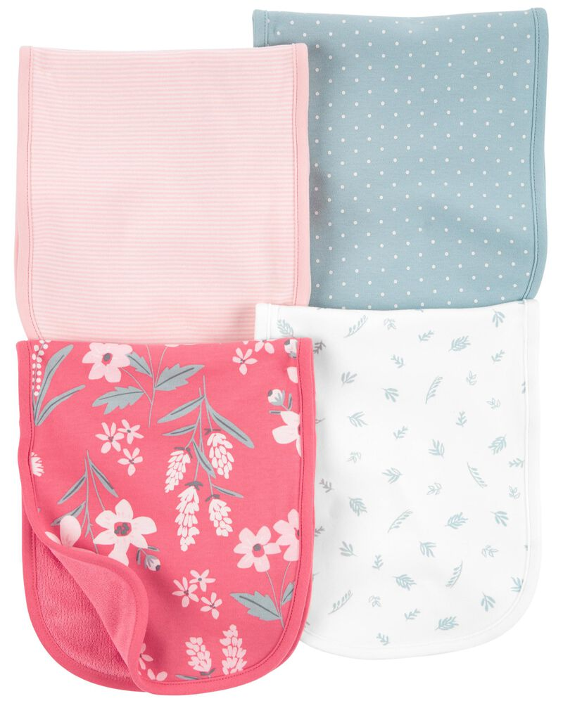 Emballage de 4 serviettes pour le rot , , hi-res