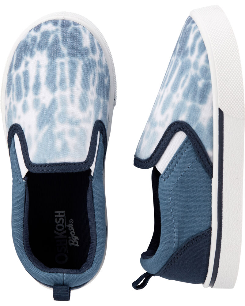 OshKosh Tie-Dye Slip-On Shoes, , hi-res