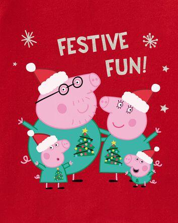 Holiday Peppa Pig Tee