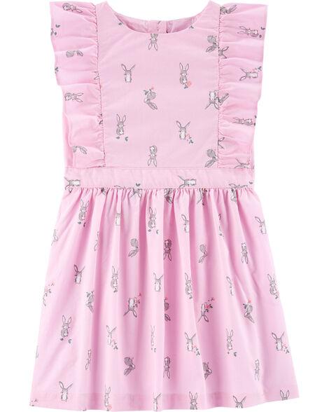 Bunny Flutter Dress