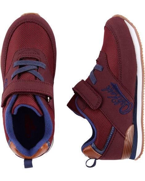 Logo Athletic Sneakers