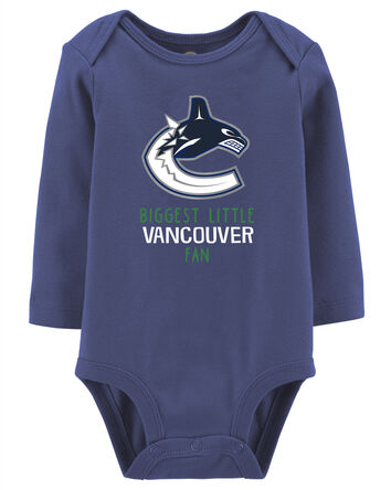 NHL Vancouver Canucks Bodysuit
