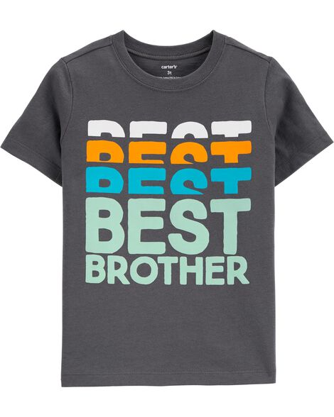 Best Brother Jersey Tee