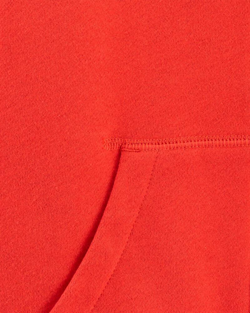 Zip-Up Fleece-Lined Hoodie, , hi-res