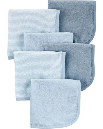 6-Pack Wash Cloths