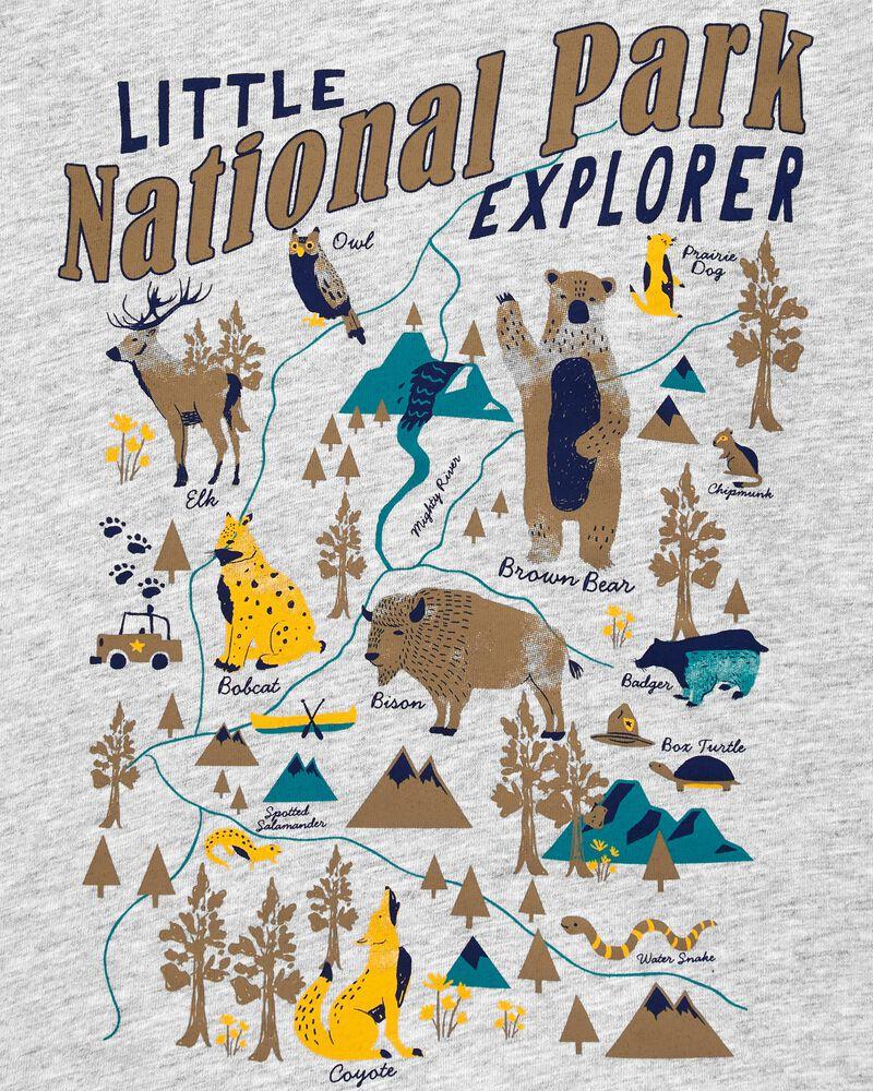 National Park Explorer Jersey Tee, , hi-res