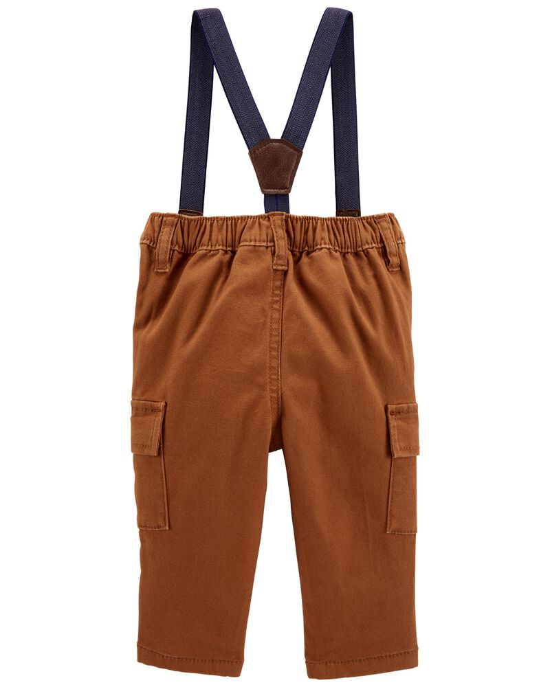 Cargo Suspender Pants, , hi-res