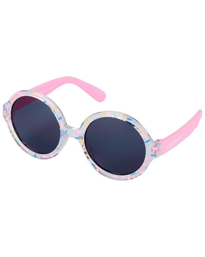 Round Confetti Sunglasses, , hi-res