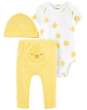 3-Piece Easter Outfit Sets