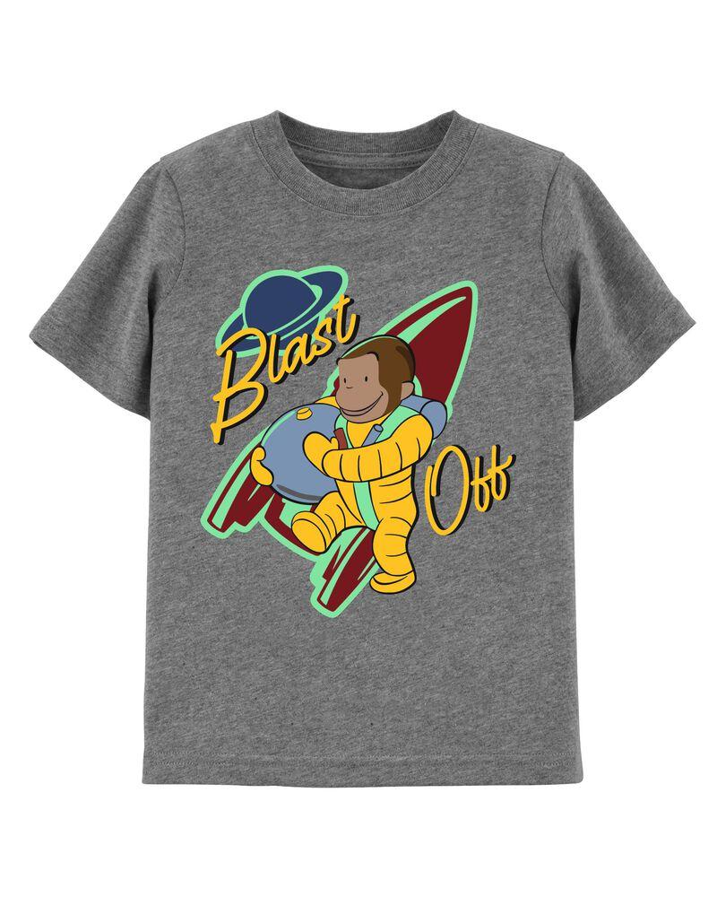 T-shirt Curious George, , hi-res