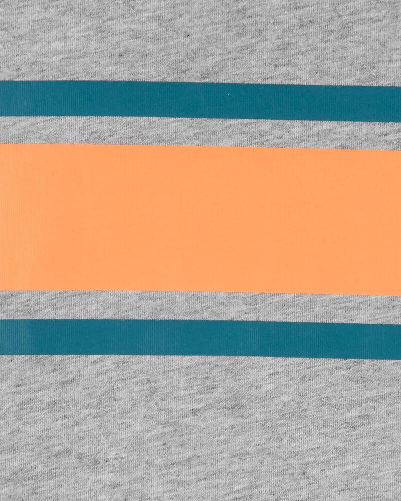 T-shirt en jersey aux couleurs contrastantes, , hi-res