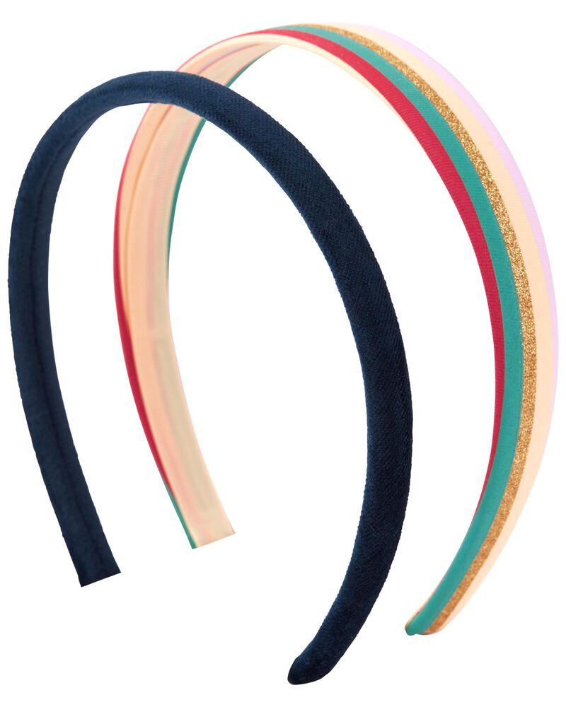 2-Pack Headbands, , hi-res