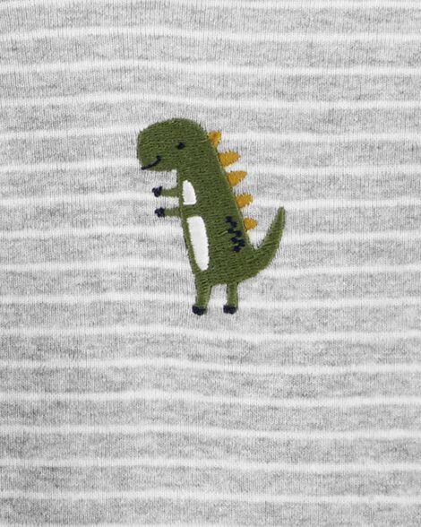 Emballage multiple 4 cache-couches originaux motif dinosaure