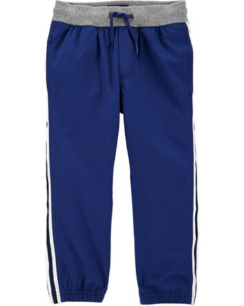 Jersey-Lined Active Joggers