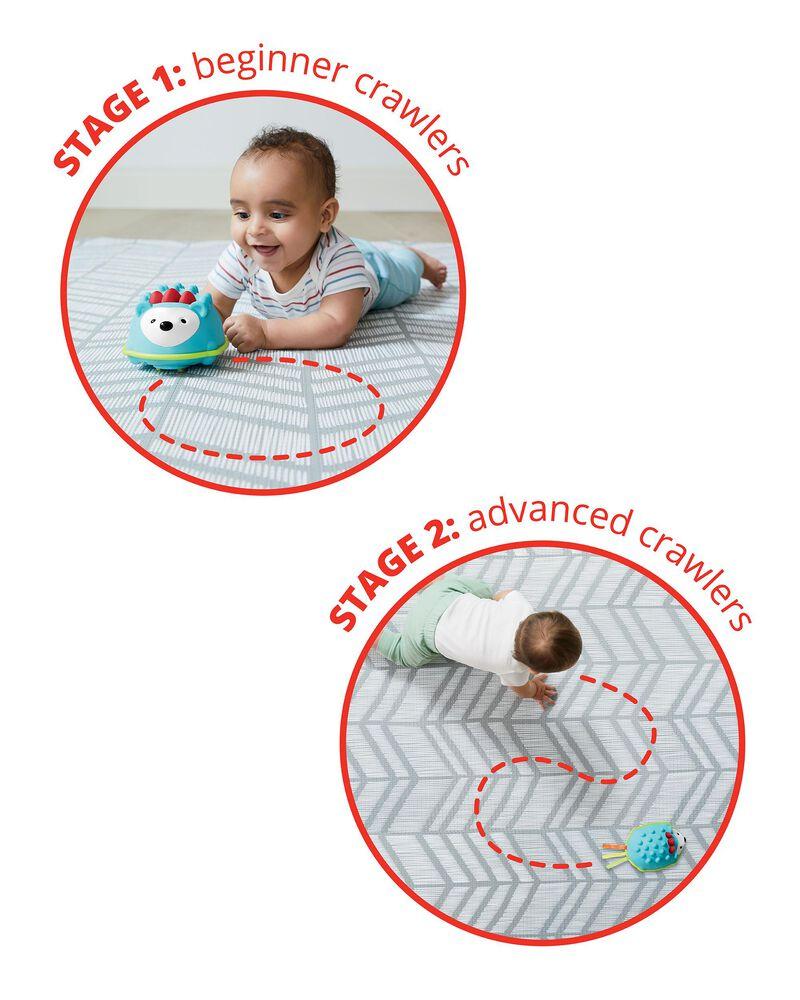 Explore & More Hello Hedgehog Crawl Toy, , hi-res