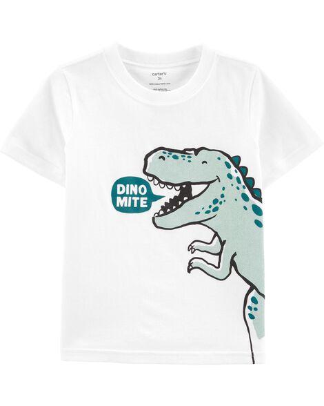 Dino Mite T-Rex Jersey Tee