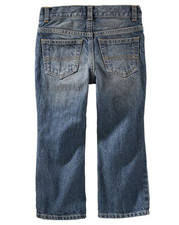 Classic Jeans - Tumbled Medium Fade...