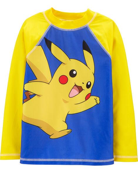 Pokémon Pikachu Rashguard