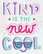 Kind Is The New Cool Jersey Tee, , hi-res