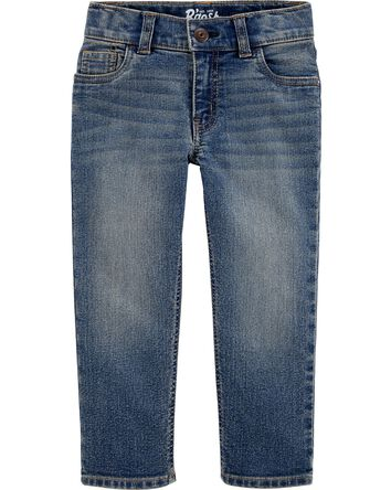Classic Jeans - Tumble Medium Faded...