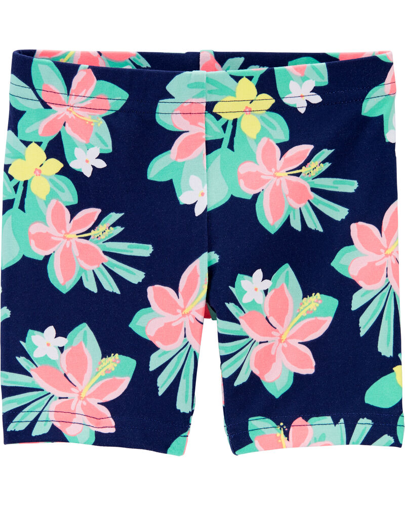 Floral Playground Shorts, , hi-res