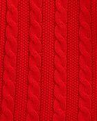 Robe en tricot câblé, , hi-res