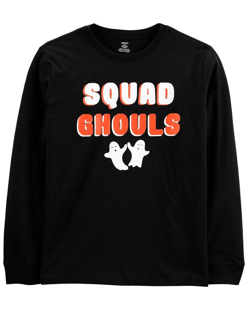 Adult Women's Halloween Squad Jersey Tee, , hi-res