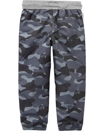 Pantalon de jogging doublé de jerse...