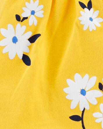 Ensemble 3 pièces petit short fleur...