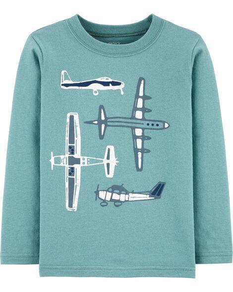 Airplane Jersey Tee