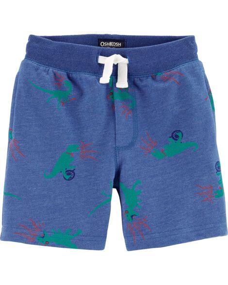Dinosaur Pull-On Shorts
