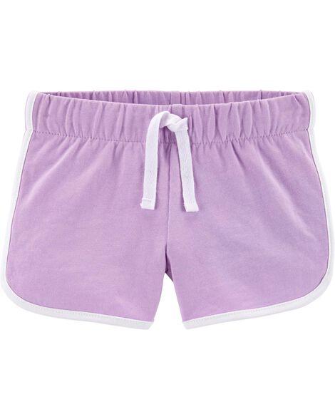 Jersey Dolphin Shorts