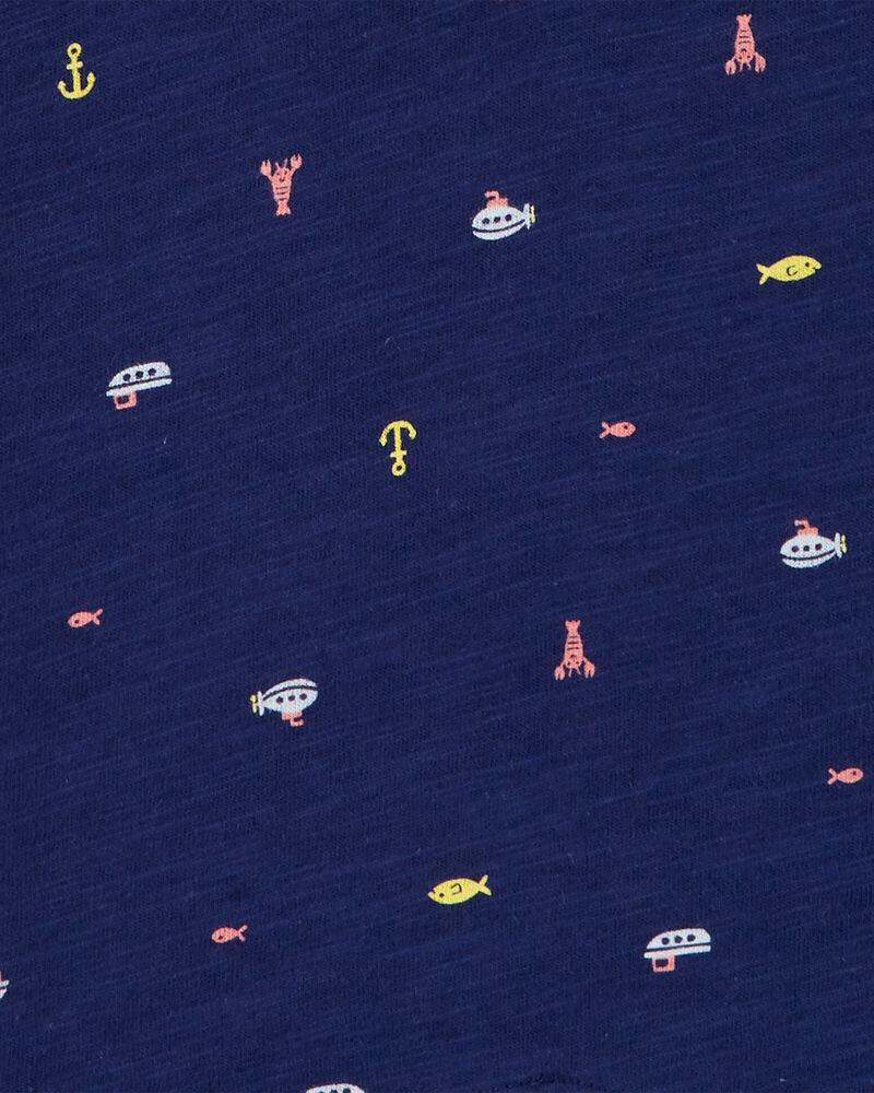 2-Pack Nautical Rompers, , hi-res