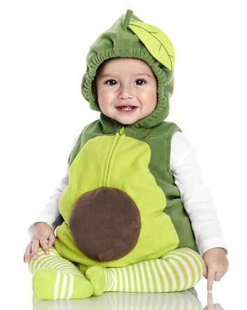 Little Avocado Halloween Costume