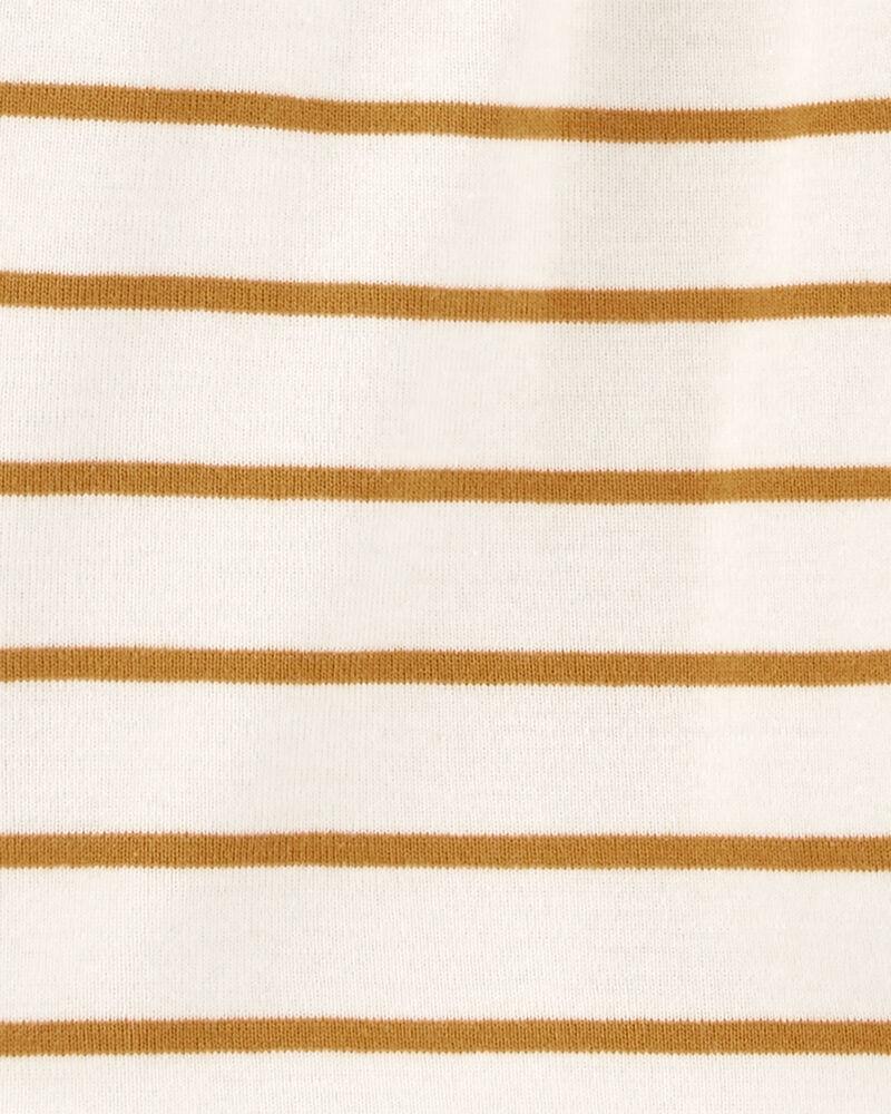 Striped Turtleneck, , hi-res